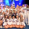 University of West Georgia Cheerleading sweeps the competition