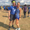 Local Couple Tackles UWG's Mardi Gras 5K