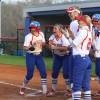 Young Success for UWG Softball