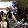 Campaigning in Carrollton: Stacey Abrams Visits Cultural Arts Center