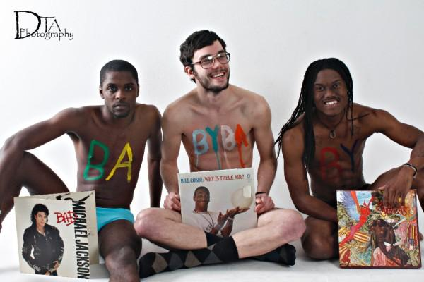 Local band Baby Baby. Photo by Dontez Akins