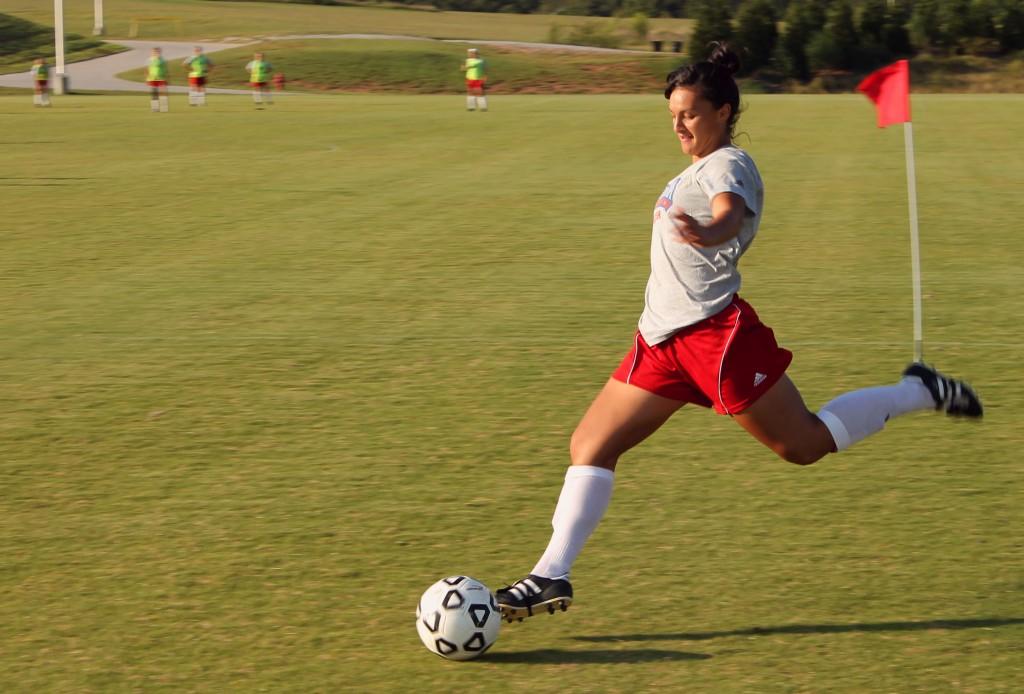 Athlete Spotlight: Mariela Ortega