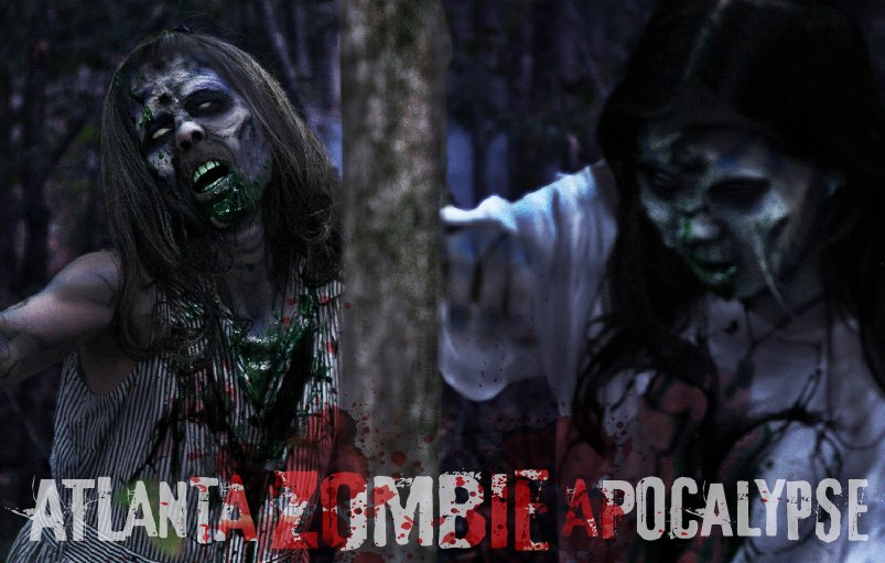 Atlanta Zombie Apocalypse: Zombie Shoot Out Fail