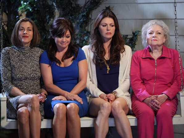Doing it for the Youngin's: An Exclusive Interview with Hot in Cleveland's Betty White and Jane Leeves