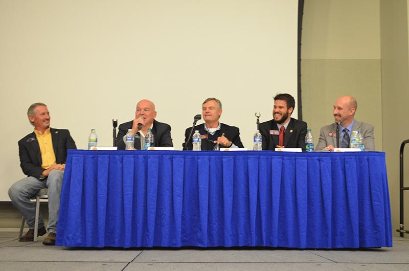 SGA Hosts Legislative Meeting