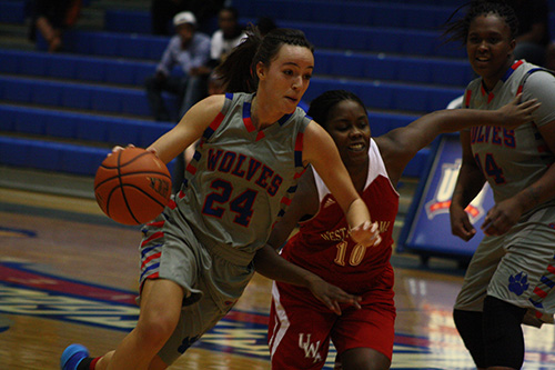 UWG Women earn third victory of season with win over Lady Tigers