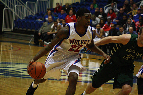 Wolves Upset 14th-Ranked Delta State in Carrollton