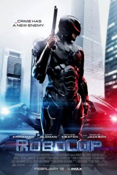 Robocop Movie Poster Movies.com