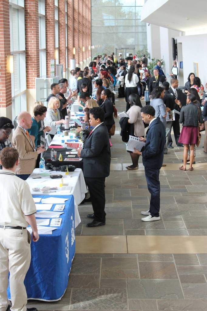 Media Day 2014  Creates Largest Turnout for UWG in Years