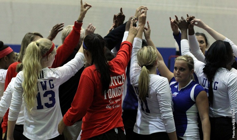 UWG VolleyBall