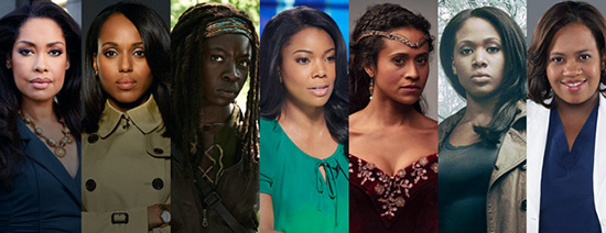 African-American Female Lead Charactes Photo