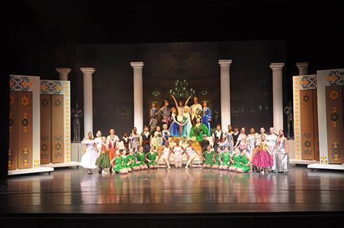 Frozen (Southern Ballet Theatre) 1