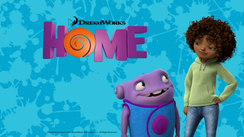 Home (Dreamworks)