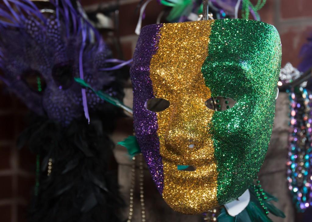 Bowdon continues Mardi Gras festival