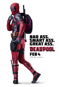 Deadpool crop and text wrap-