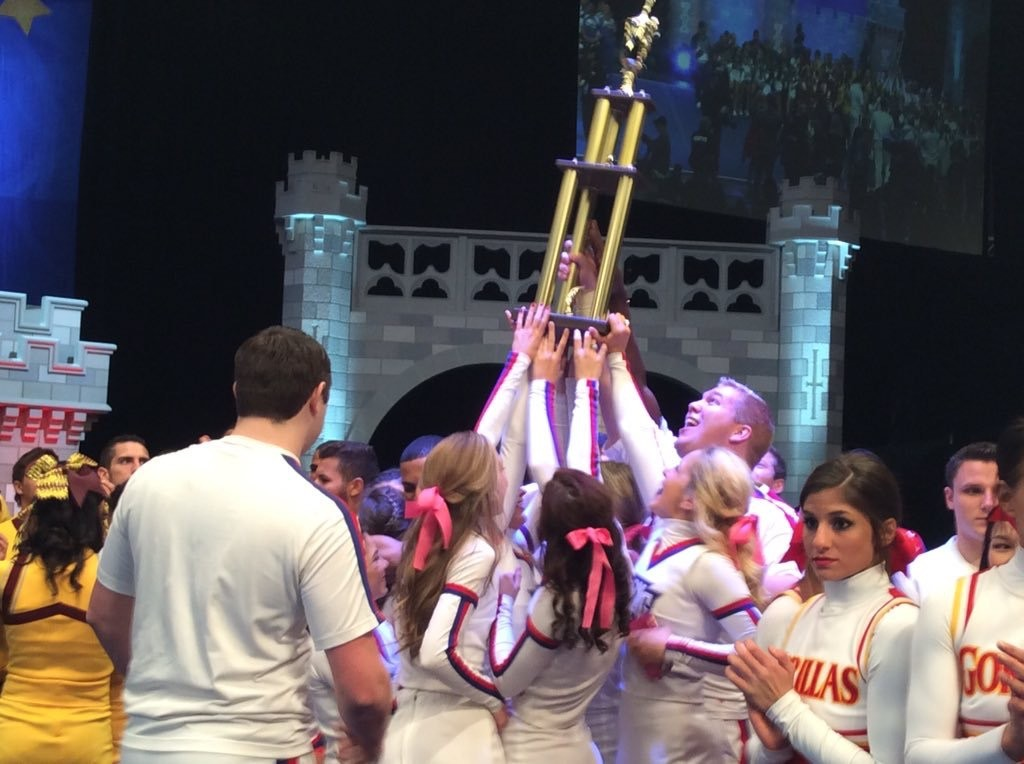 UWG cheerleading team continues to dominate at UCA College Nationals