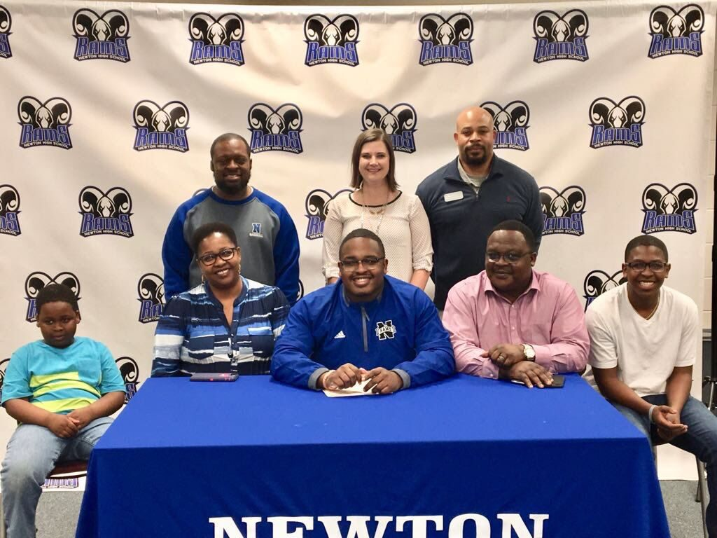 UWG Football Commit Remy Naza Jr. Opens Up