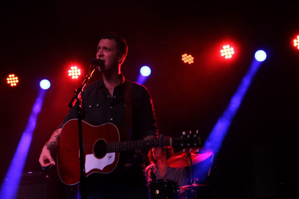 Things Change: American Aquarium Keeps Kickin'