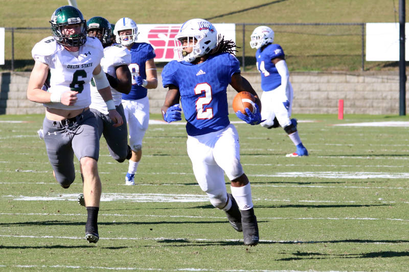 UWG Football Sustains Perfection with Senior Day Victory