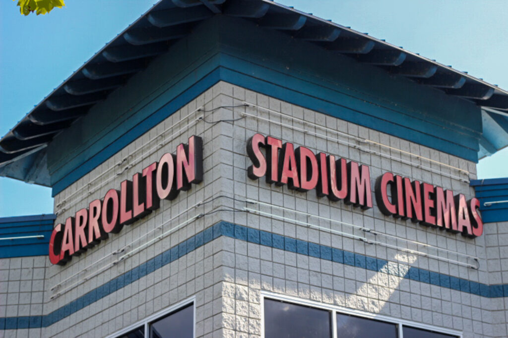 Carrollton Regal Theater Reopens its Doors to the Public