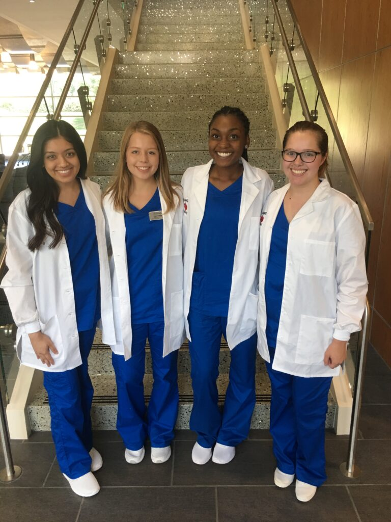 Leading the Pack: Sophia Sutcavage Nurtures Through Nursing