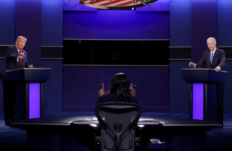 Biden and Trump Face Off in Final Debate