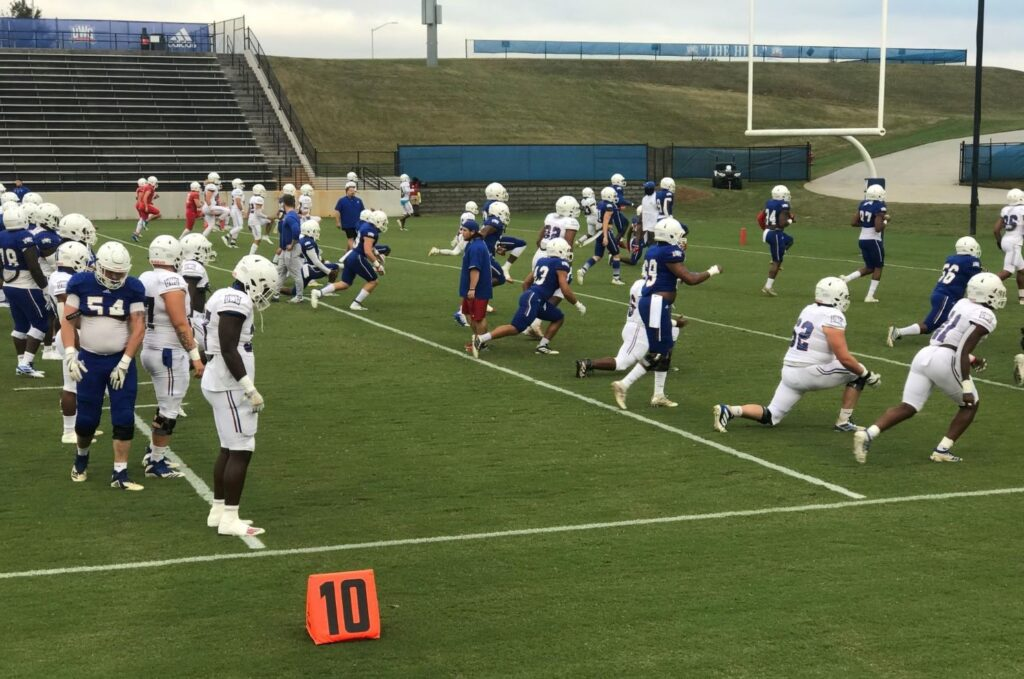 UWG's Homecoming Tackled COVID-19