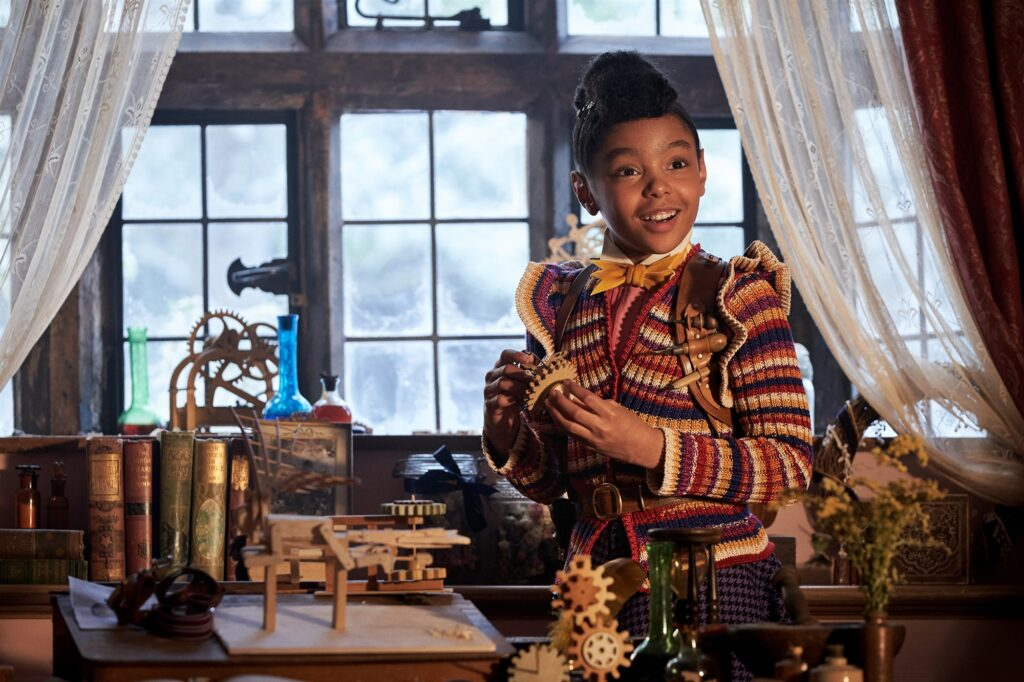 'Jingle Jangle': A Christmas Movie Review