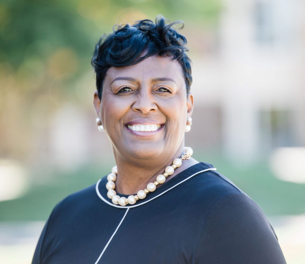 Dr. Hazel Cole Committed to Excellence