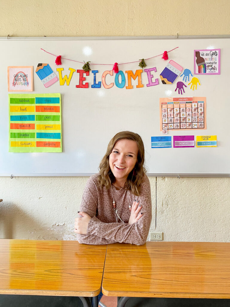 UWG Alumna Goes International