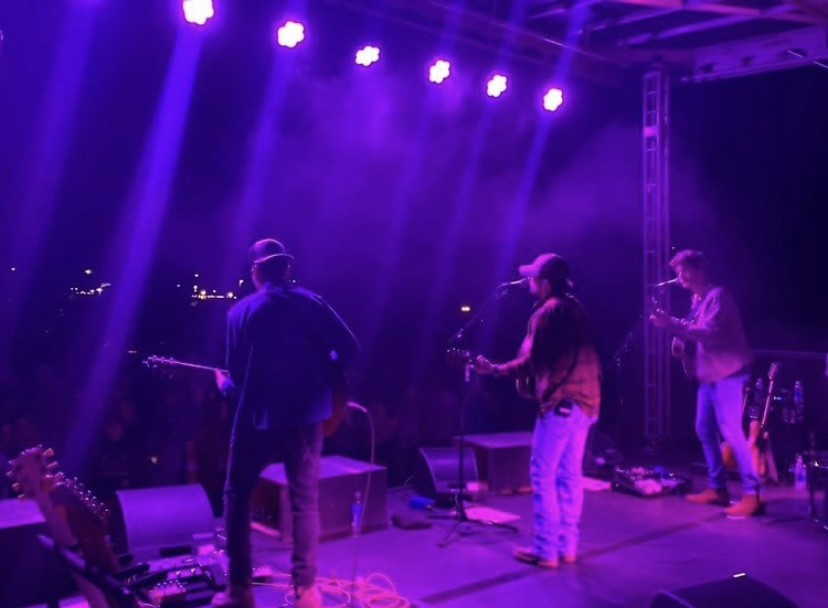 Freedom Drive-In Concert Follows Social Distancing