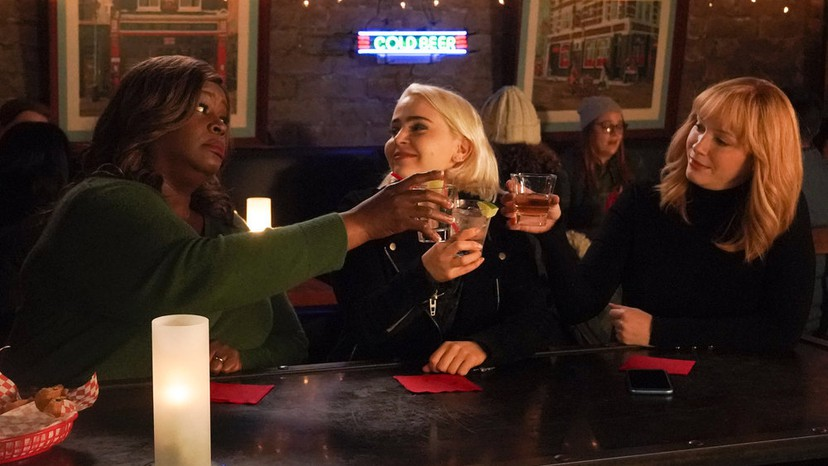When Serious Tones Meet Comedic Wit in 'Good Girls'