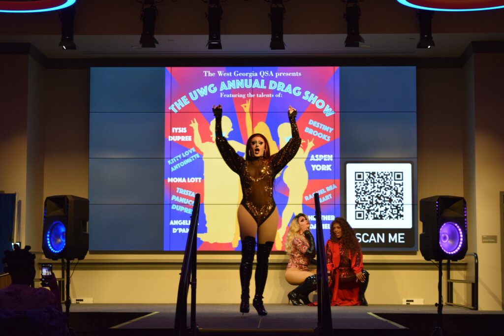'Dragzotic' Takes Over as UWG Hosts its Annual Drag Show