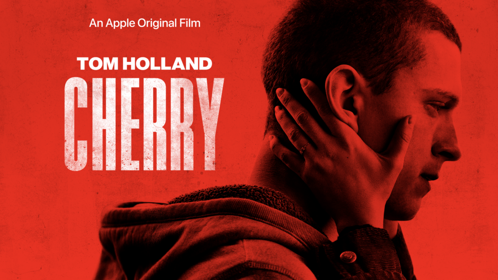 Tom Holland is Unrecognizable in 'Cherry'