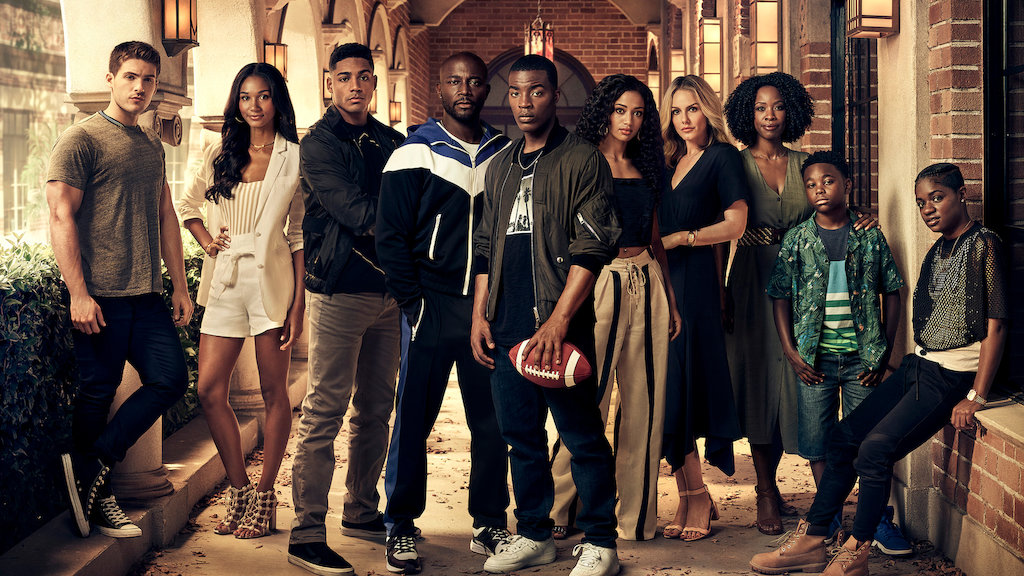 Popular Television series All American releases a new season filled with thrilling drama
