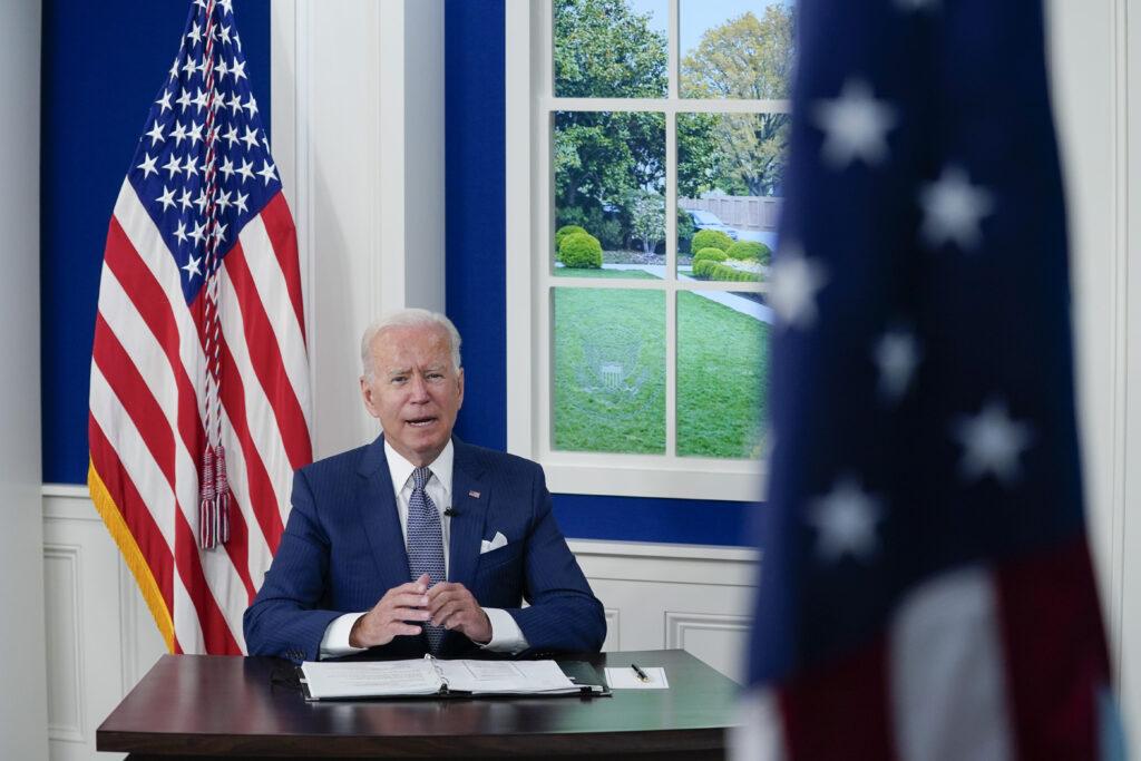 Biden's Six-Pronged plan