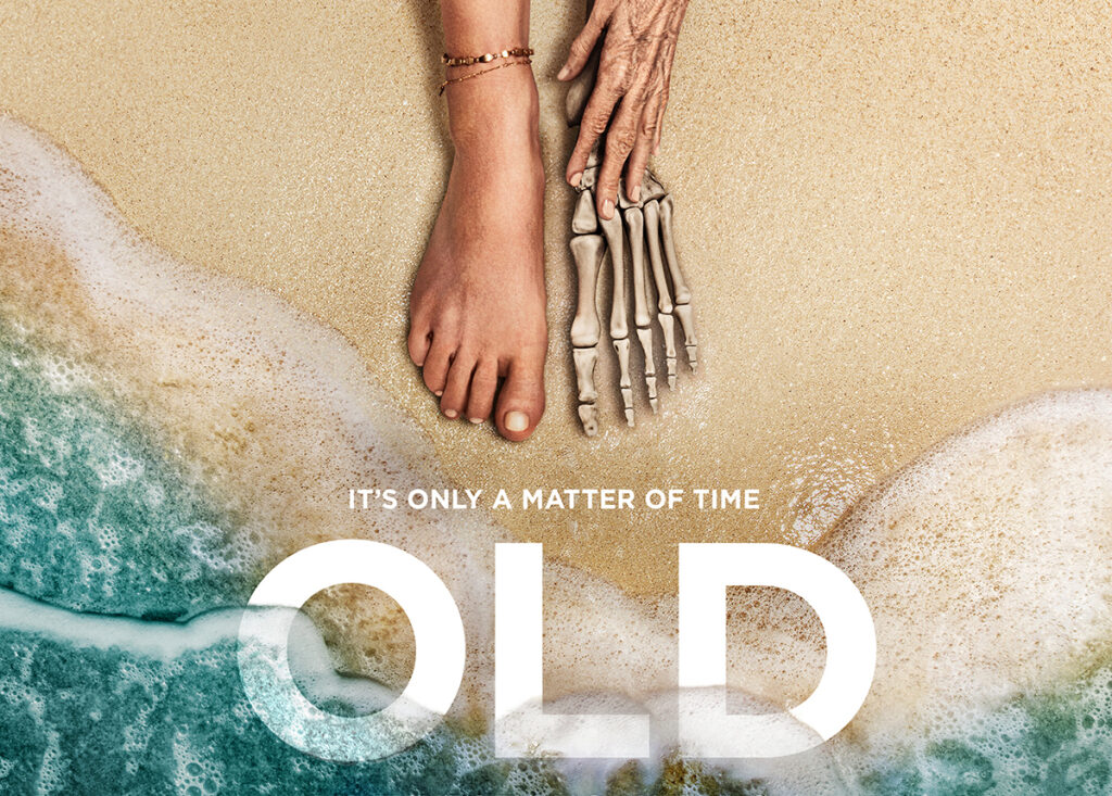 Old: The New 2021 Thriller Film
